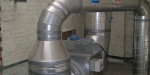 Nord Maintenance en Génie  Climatique - LEERS -  Ventilation